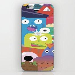 Many iPhone Skin