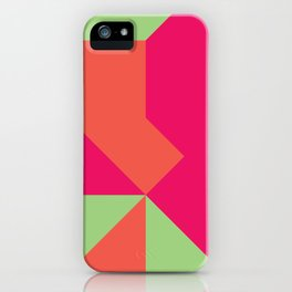 sweet composition iPhone Case