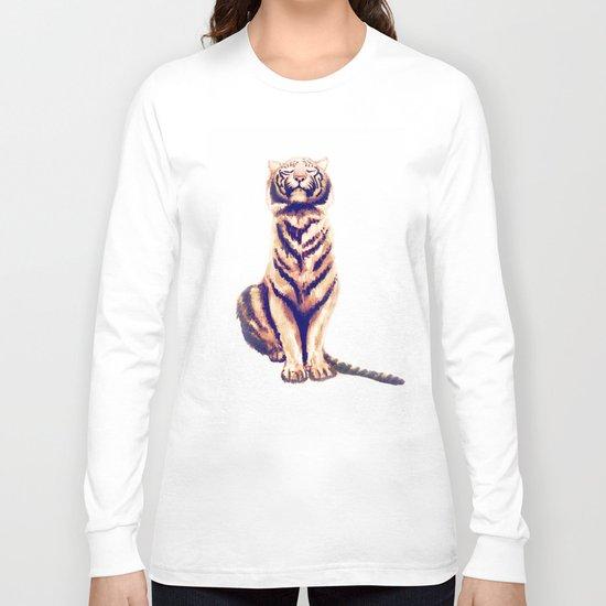 Zen Tiger  Long Sleeve T-shirt