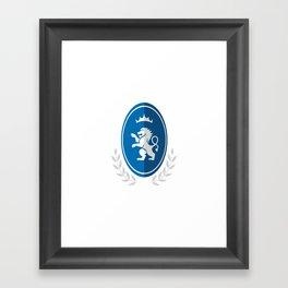 DETFC (Italian) Framed Art Print