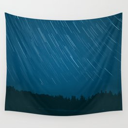 startrails Wall Tapestry
