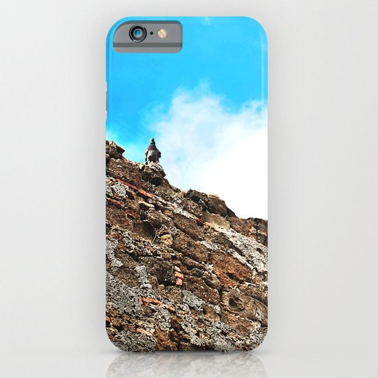 Find the pigeon! iPhone & iPod Case