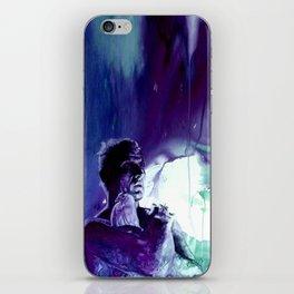 ... like tears in rain... iPhone Skin