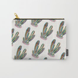 Cactus Custer – Vintage Palette Carry-All Pouch