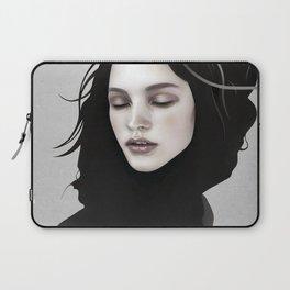 Elsewhere Girl Laptop Sleeve