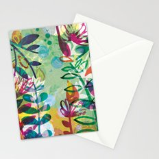 Bloom like a Flower Stationery Cards