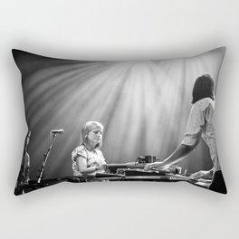 Etiquette Rectangular Pillow