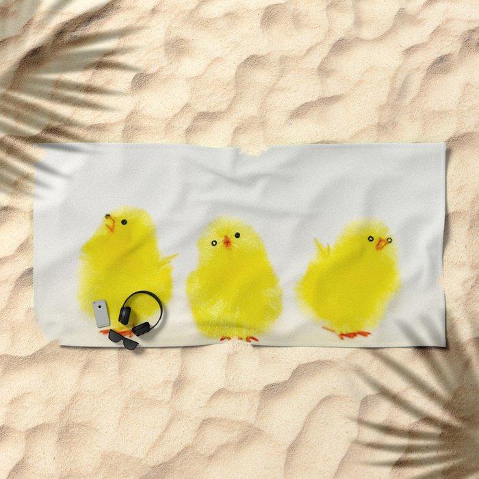 Chicks Beach Towel