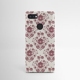 Afternoon Tea Damask Android Case