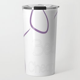 Beagles Cheaper Than Therapy Travel Mug