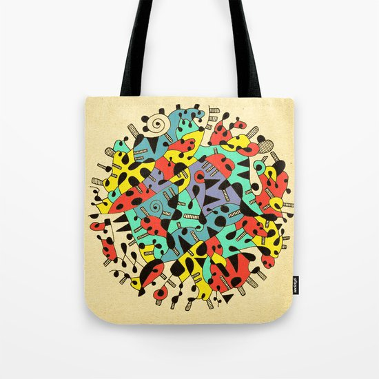 - age of the sun_02 - Tote Bag