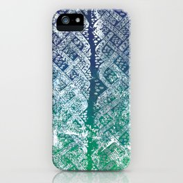 Knitwork II iPhone Case