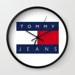 TOMMY JEANS Wall Clock