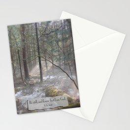 Still Woods Stationery Cards