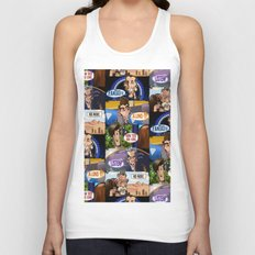 New Who Unisex Tank Top