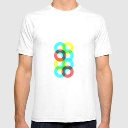 Modern Circles T-shirt