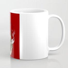 Skull Fuel Coffee Mug
