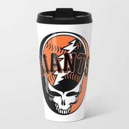 The Giants Face Travel Mug