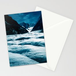 ENDLESS ICE #1 - Alps Stationery Cards