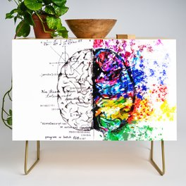 Conjoined Dichotomy Credenza
