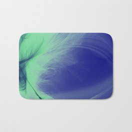 Blue Iris Bath Mat