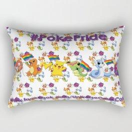 Pride pokemoncover  Rectangular Pillow
