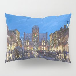 Holiday Main Street, Bardstown Pillow Sham
