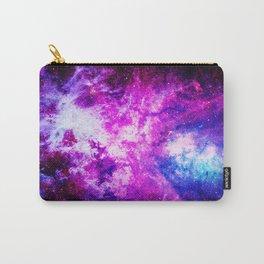 Purple Blue nebuLA Carry-All Pouch