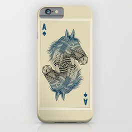 American Pharoah (Ace) iPhone Case