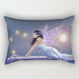 Twilight Shimmer Rectangular Pillow