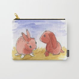 Long Eared Baby Jackalope Carry-All Pouch