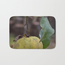 Apple & Wasp (Vespula Vulgaris) Bath Mat