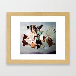 Such A Mess Framed Art Print