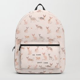Sphyinx Cats Backpack