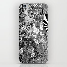 Synthesis iPhone Skin