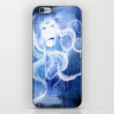 Three Eyed Goddess iPhone & iPod Skin