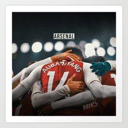 Arsenal Art Print