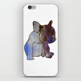 French Bulldog Puppy Cute baby Dog iPhone Skin