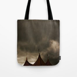 Glastonbury Sunshine Tote Bag
