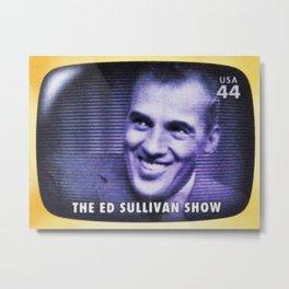 The Ed Sullivan Show Metal Print