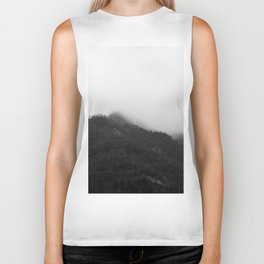 Foggy Mountains Biker Tank