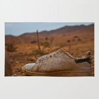 sneakers Area & Throw Rugs featuring Wild Wild Sneakers by Milan Zivkovic