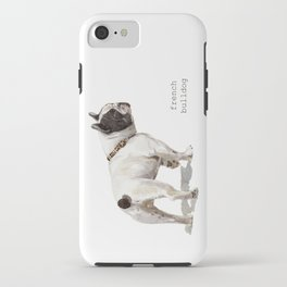 French Bulldog A050 iPhone Case