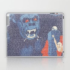 King Kong Script Print Laptop & iPad Skin