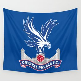 Crystal Palace F.C. Wall Tapestry
