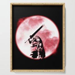 Berserker Moon Serving Tray
