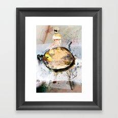 Vitriol 1 Framed Art Print