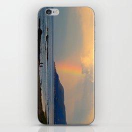 Adventure under the Rainbow iPhone Skin