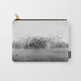 A través del cristal (black and white version) Carry-All Pouch