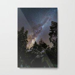 Earth and heaven Metal Print